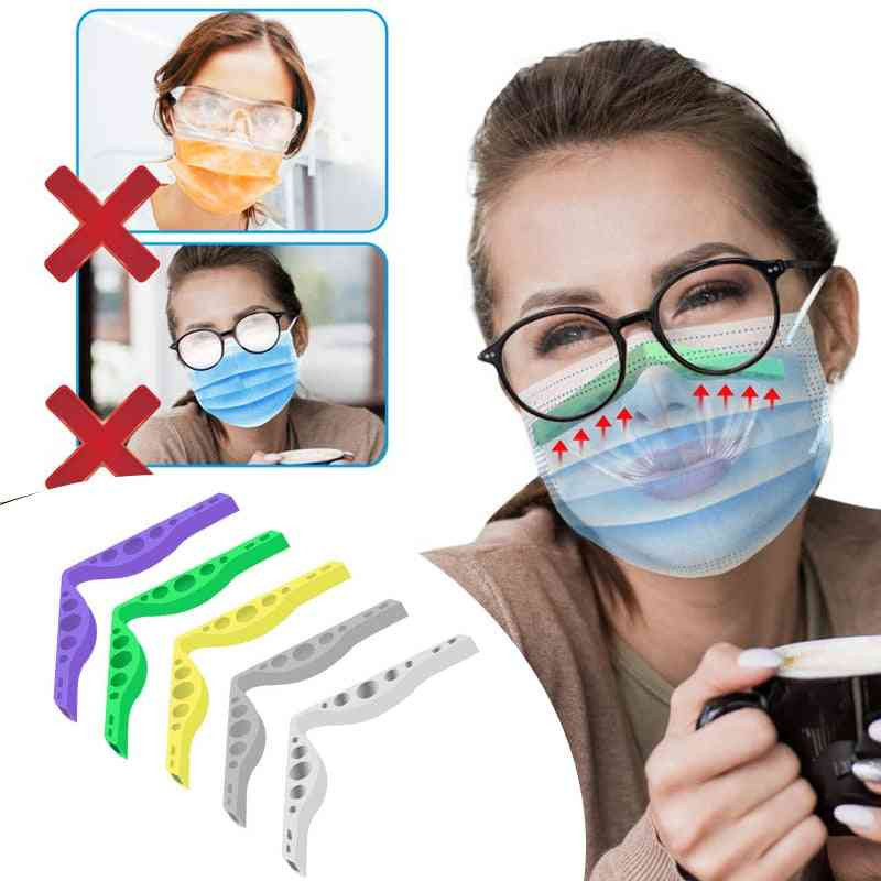 3d Silicon Mouth Mask Support Nose Bracket-reusable Holder