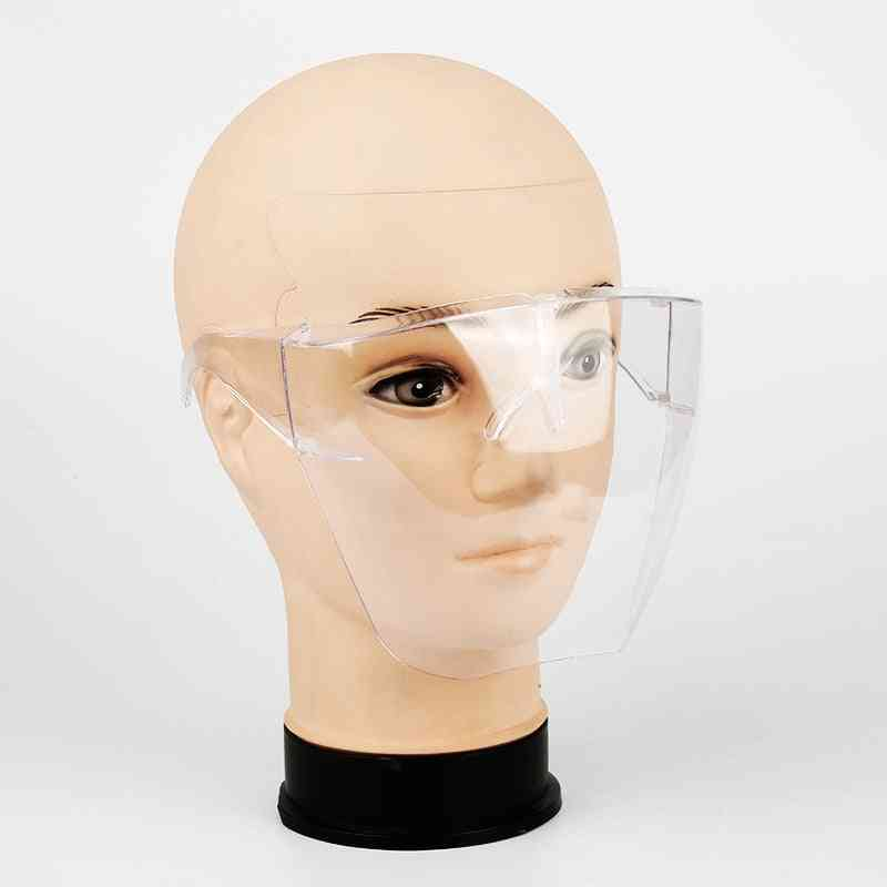 Protective Safety Googles, Clear- Anti Fog And Anti-splash  Glasses