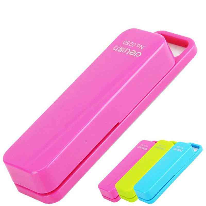 Standard Mini Stapler For Staple Size: No. 10 With A Box