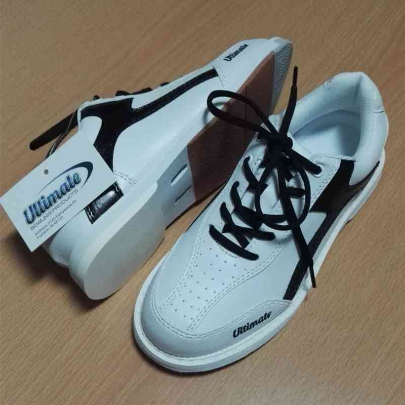 Unisex Professional Right Hand Bowling Shoes, Ultimate Breathable Woman