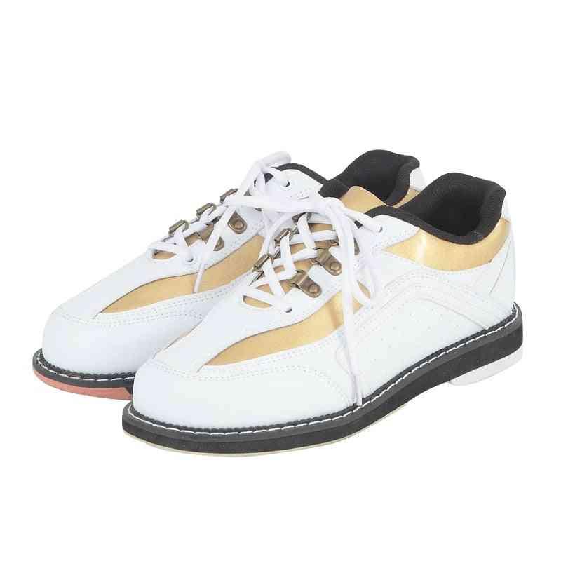 Men Bowling Shoes, Soft Footwear Classic Platform Sneakers, Women Wearable Comfortable