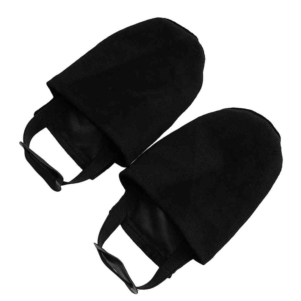 Universal Bowling Shoe Slider Cover, Protection Gear Accessories For Sport