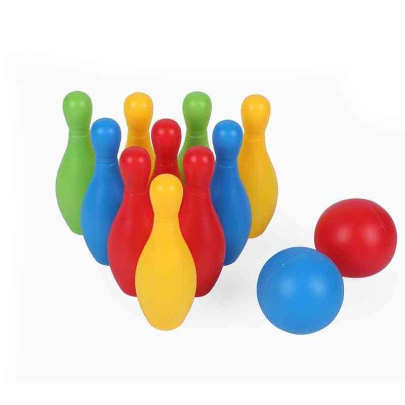 Plastic Bowling, Indoor Entertainment Sports