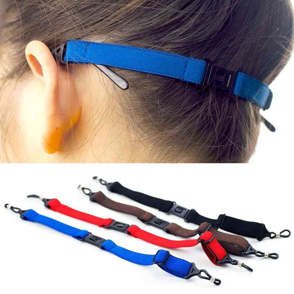 Adjustable Elastic Eyeglasses Rope Suitable For Sports Activities