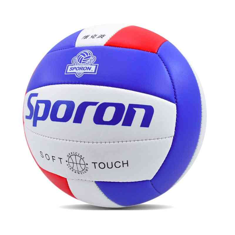 Pvc Soft Volleyball For Professional Training And Competition
