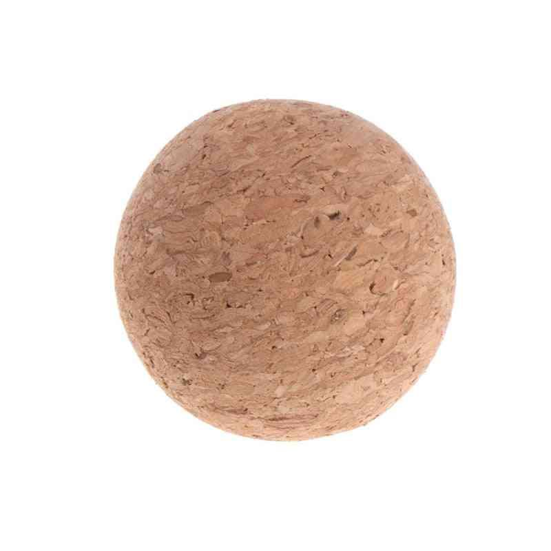 36mm Cork Solid Wood Foosball- Table Soccer Ball