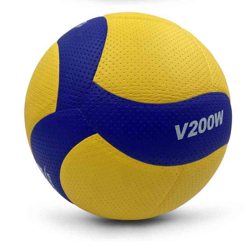 Pu Soft Touch Volleyballs For High Quality Indoor Training