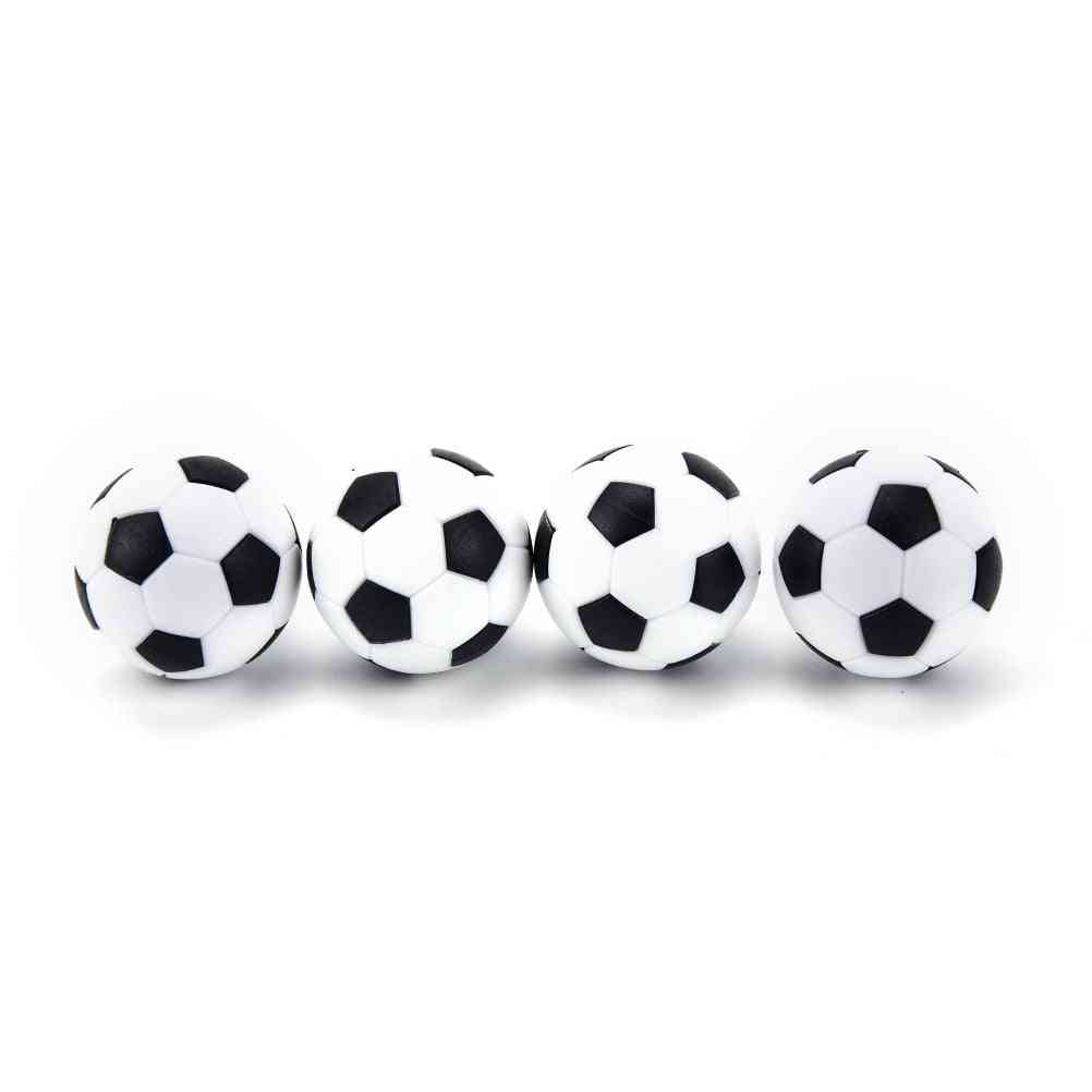 32mm Plastic Table Football-soccer Ball For Indoor Games