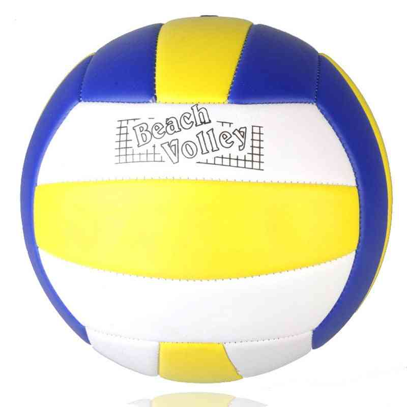 Pu Leather Training Volleyball For Adults And Kids Beach Play