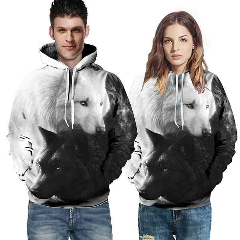 3d Printed Halloween Hoodies- Cosplay Sweatshirts For Men And Women