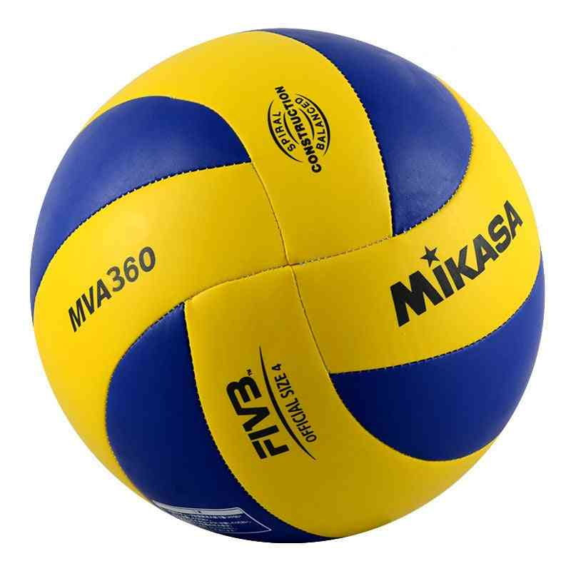 Super Hard Fiber Volleyball For School Competition And Amateure Enthusiast