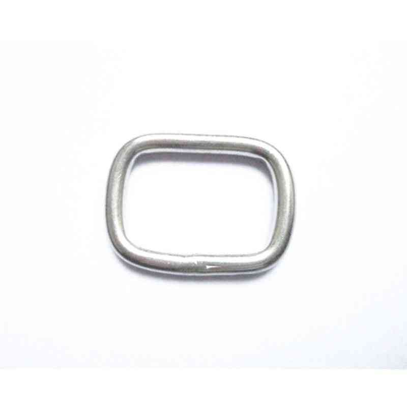 Luggage Stainless Steel Strap, Square Buckle Accessories