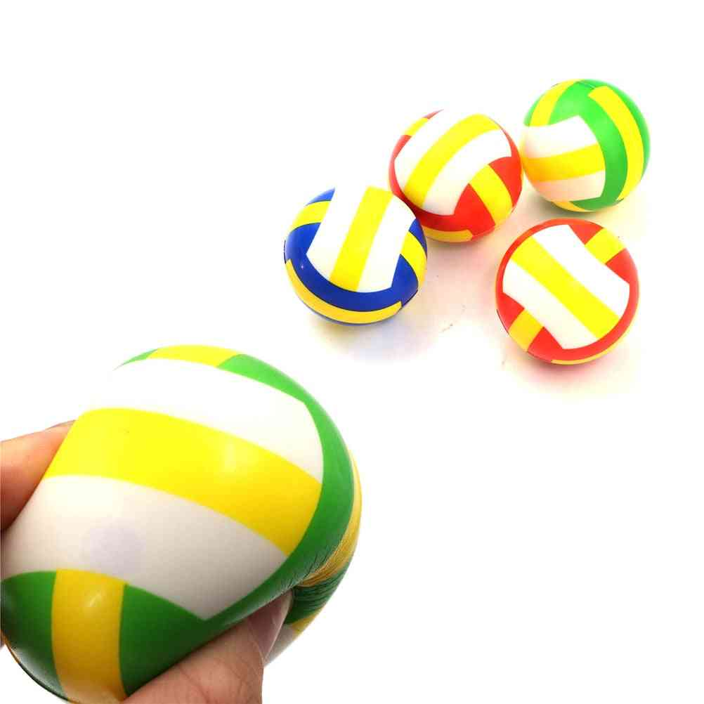 Mini Volleyball Squeeze Foam Ball, Outdoor Toy