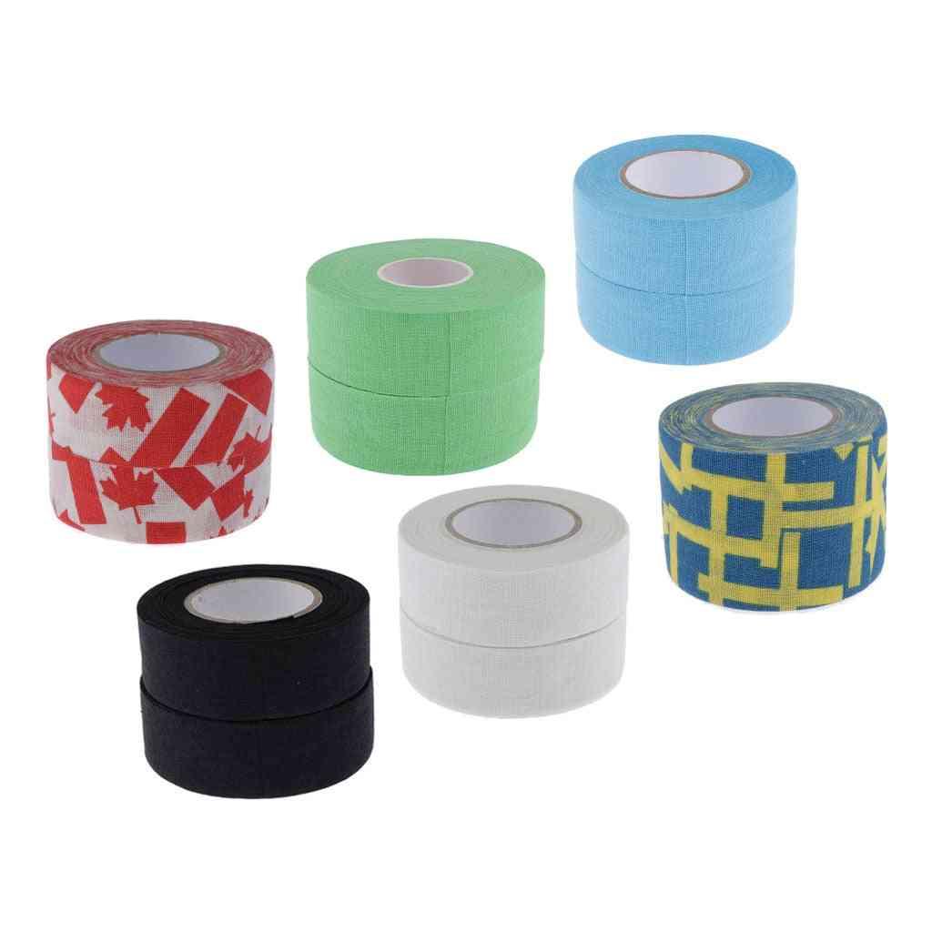 Hockey Stick Adhesive Grip Handle Tape, Wearproof Skid Resistance