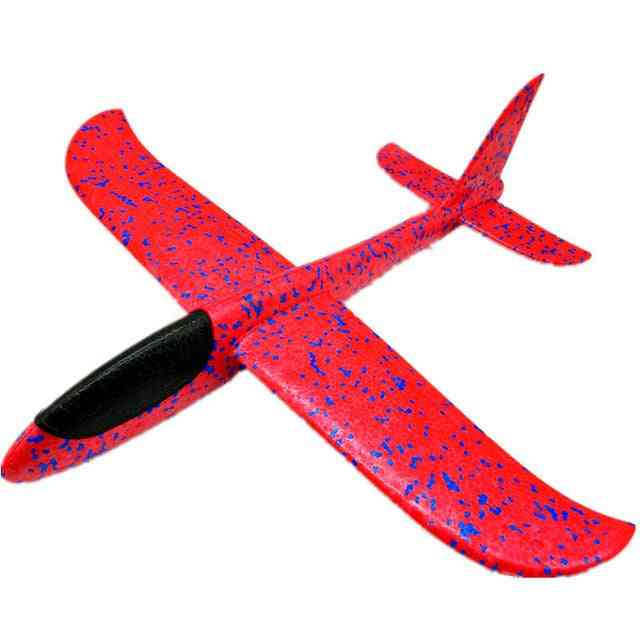 48cm Epp Foam Hand Throw Airplane, Throwing Planes Interesting
