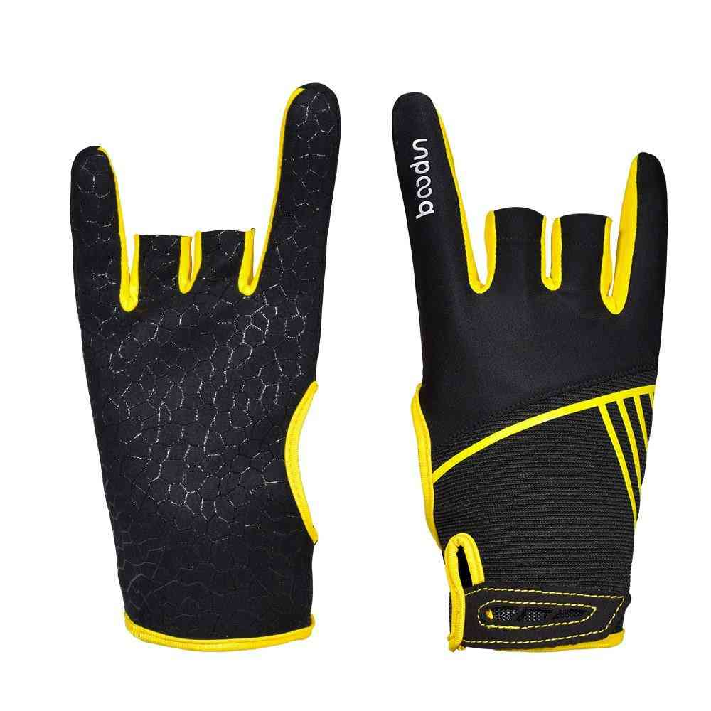 Professional Men And  Women Bowling Gloves