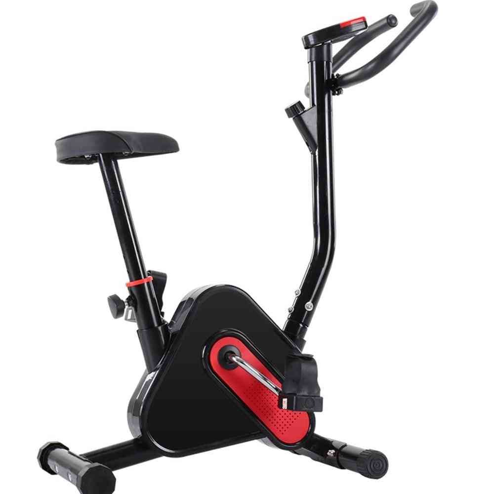 Exercise Bike, Cycling Trainer Cardio Fitness Workout Machine