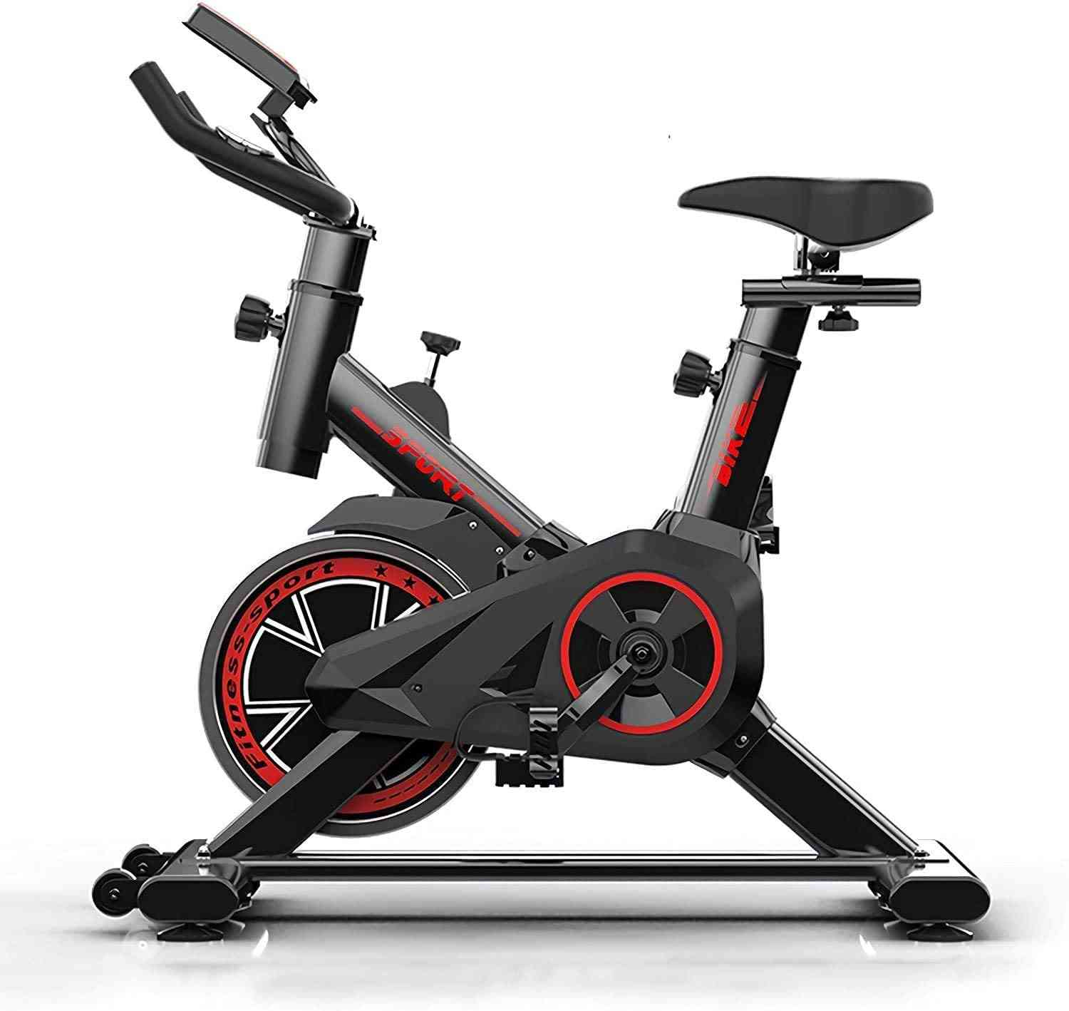 Ultra-quiet Sports Fitness Exercise Bike - Indoor Cycling