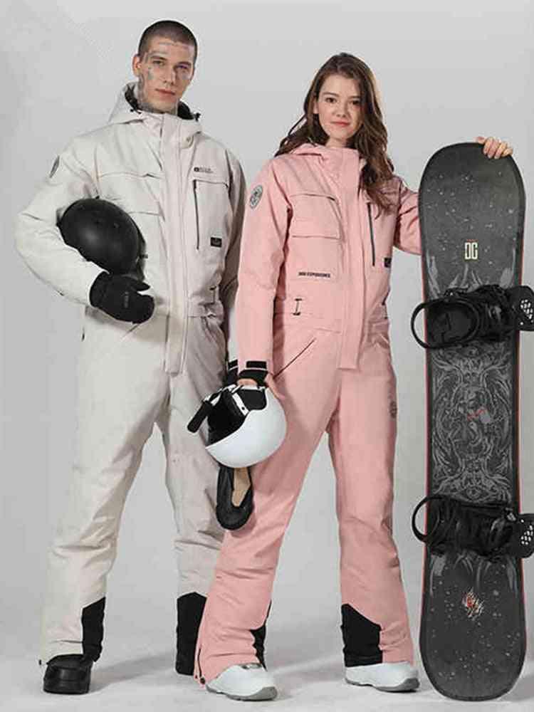 Ski Suit, Jacket Jumpsuit Winter Sport Snowboarding