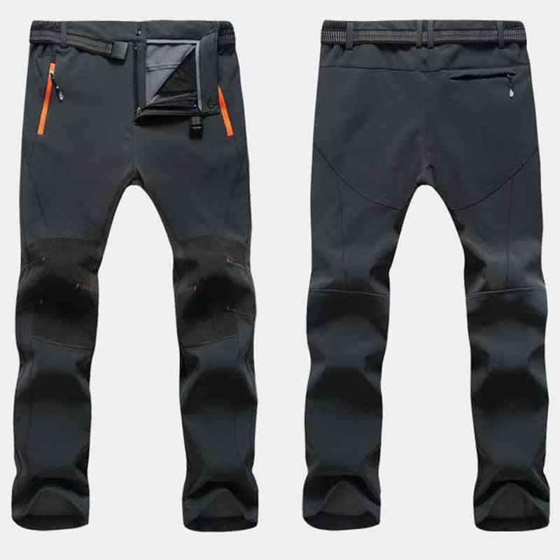 Ski Pants, Winter Outdoor Windproof Camping Hiking Pant Snow