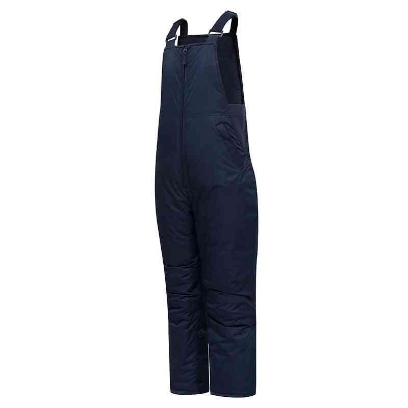 Women Windproof Snowboard Bib Warm Winter Pants