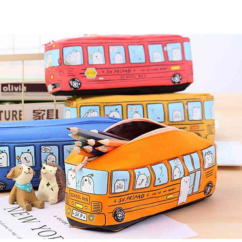 Large Capacity Pencil Case / Pouch Stationery For School