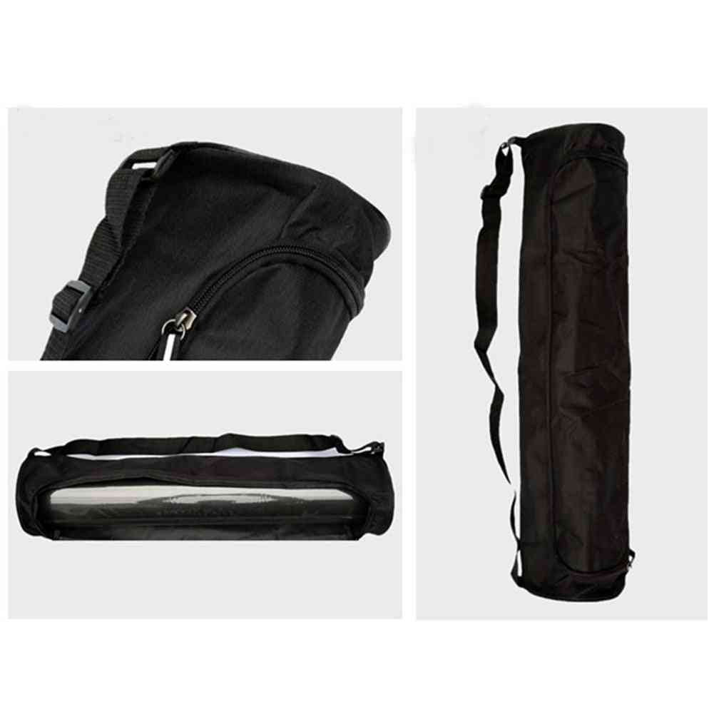 Waterproof And Foldable Yoga Mat Bag With Side Opening Zip