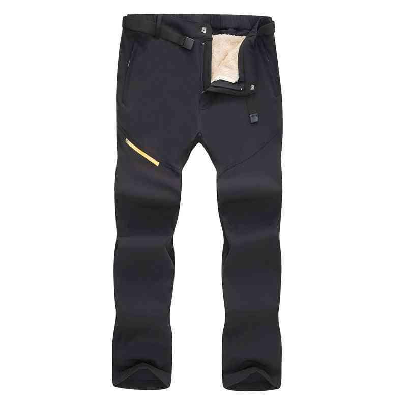 Ski Pants Winter Outdoor Snow Pants, Thick Warm