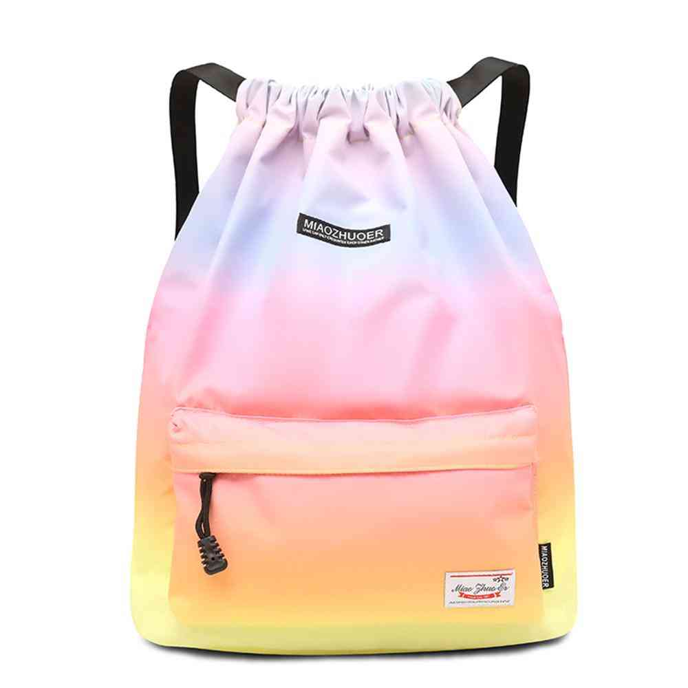 Summer Waterproof Sports Bag For  Fitness Training