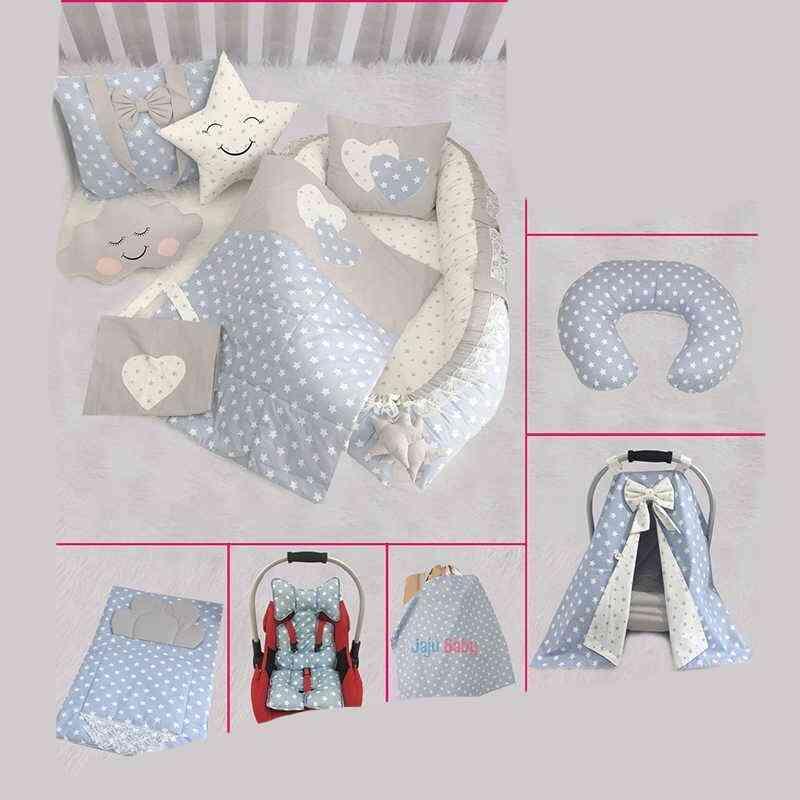 Orthopedic Baby Nest And Breastfeeding Pillow