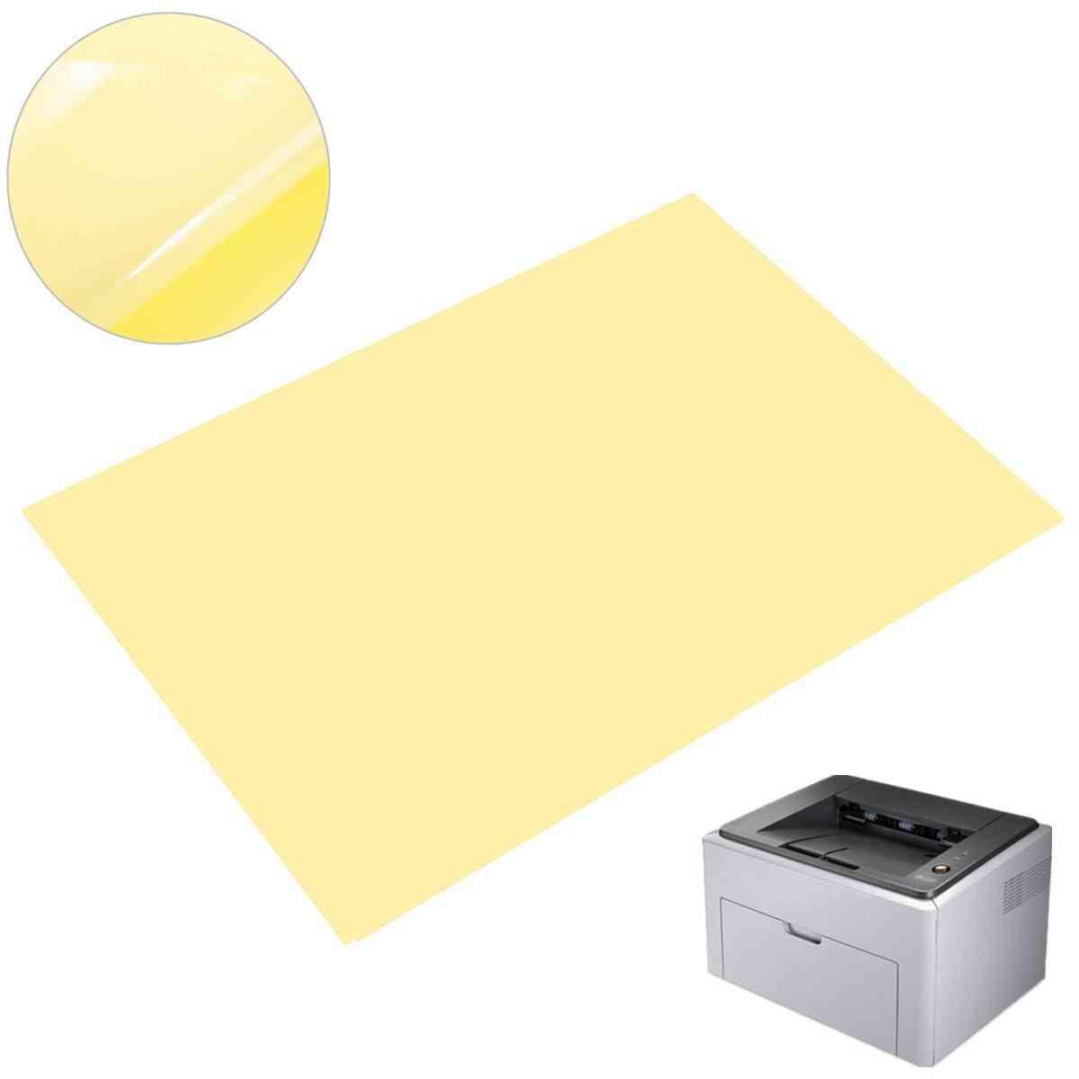 A4 Pvc Self Adhesive Sticker For Laser Printer Lamination