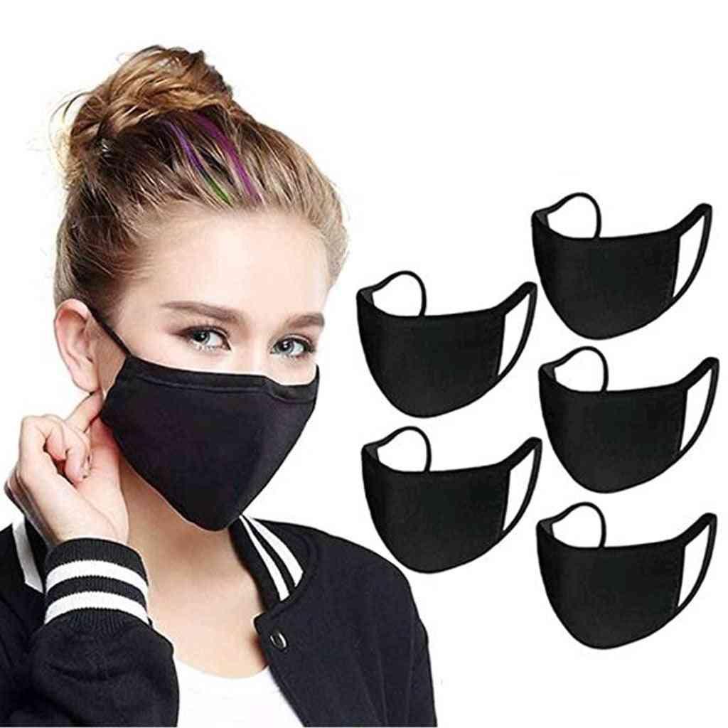 Man & Women Cotton Facemask