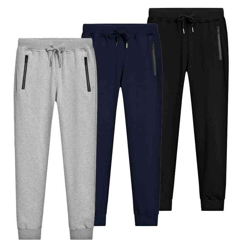 Mens Joggers Pants, Fitness Men Sportswear Tracksuit Bottoms