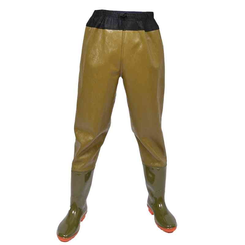 Underwater Half/full Body Waterproof Fishing Pants & Women