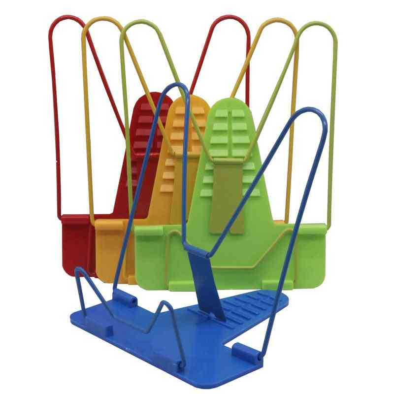Adjustable And Foldable Reading Book Stand