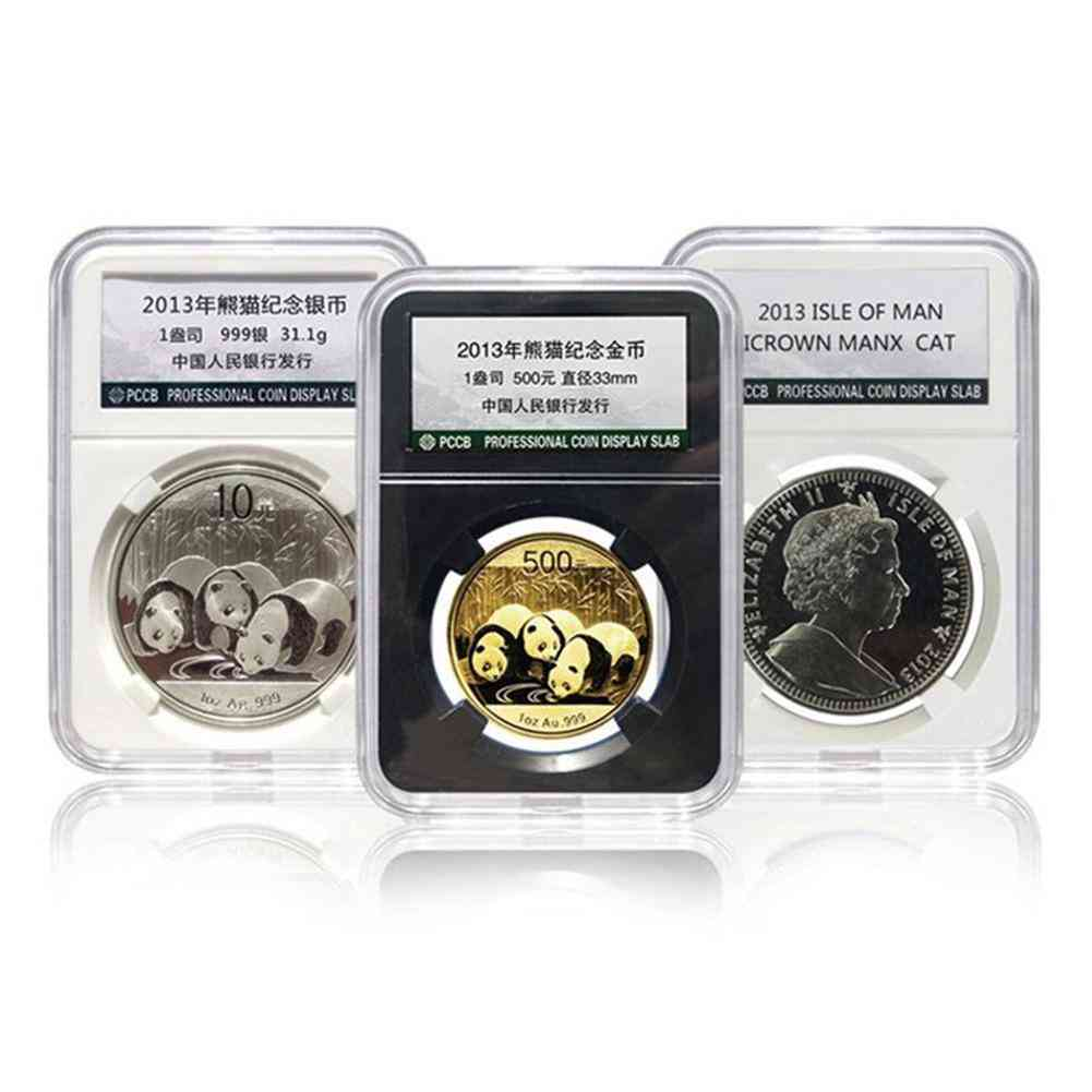 40mm Coin Storage And Collection Box