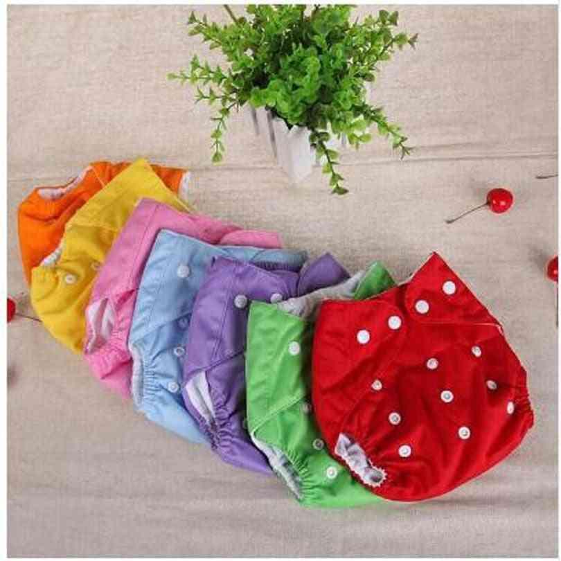 Washable Reusable Potty Training Pant-cloth Diaper