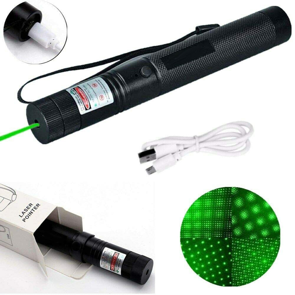 High Power Laser Sight Pointer, Device Pen With Usb Charge