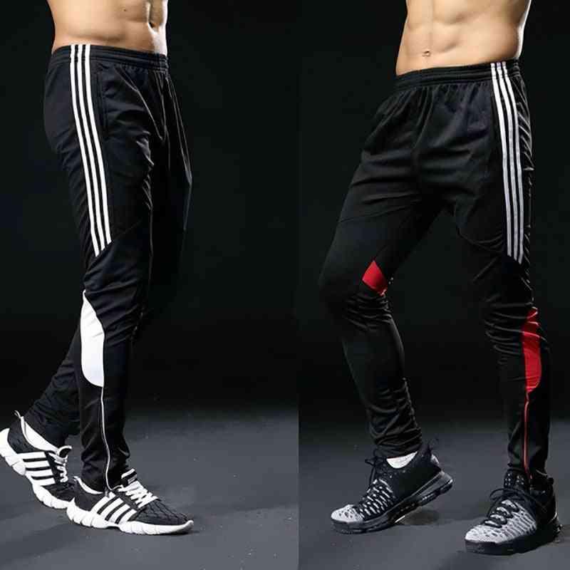 Sports Pants, Fitness Gym Football Leggings -thin Running Soccer Training Long Pants