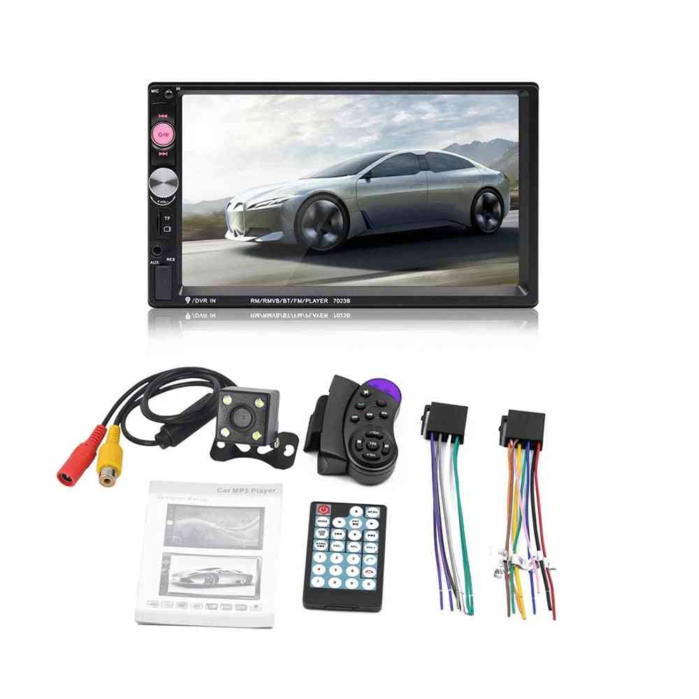 7 Inch Hd, Touch Screen Bluetooth Mp5 Player