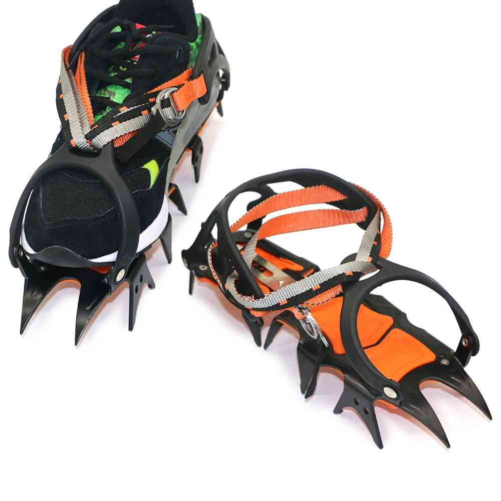Ice Gripper Non Slip Climbing Crampons -cleats Shoe Cover