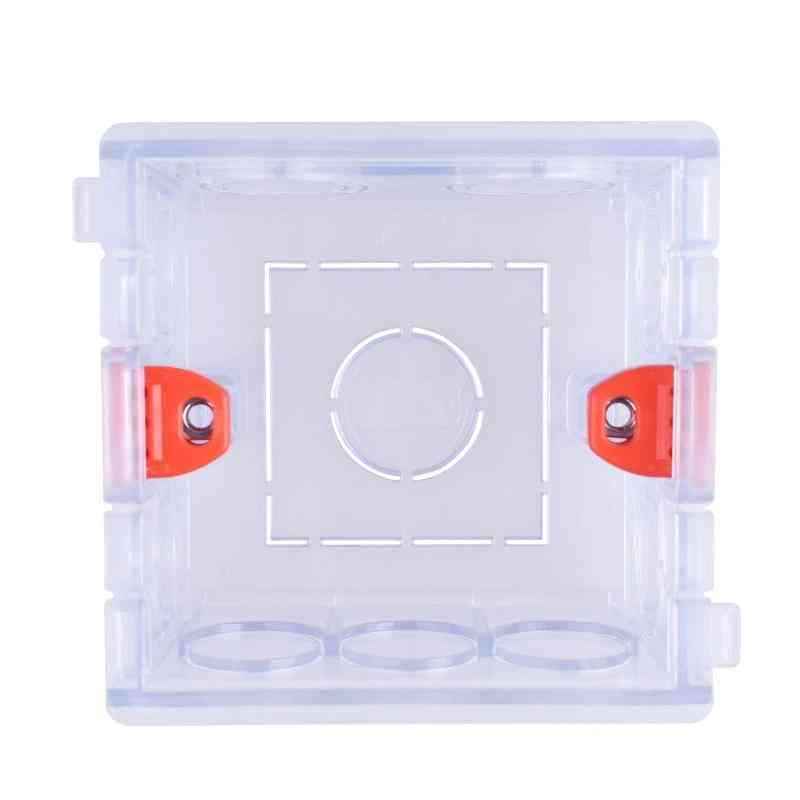 Mounting Box Internal Cassette For 86 Type Switch And Socket