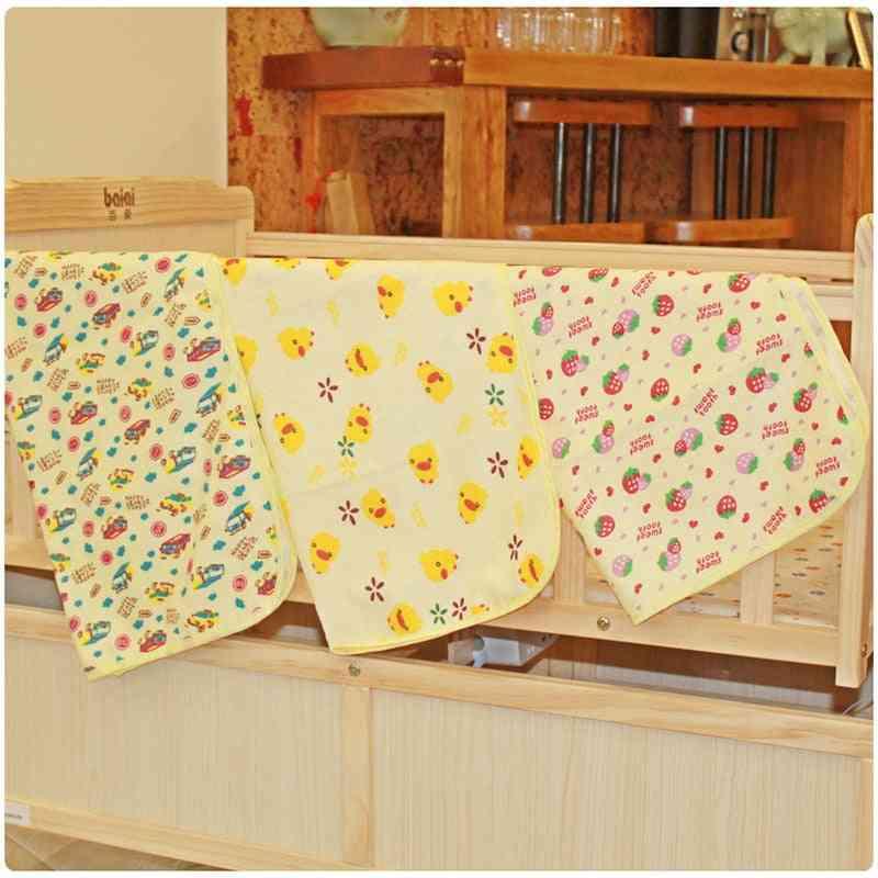 Waterproof Mattress, Cotton Baby Urine Pad, Useful Baby Bed Sheet