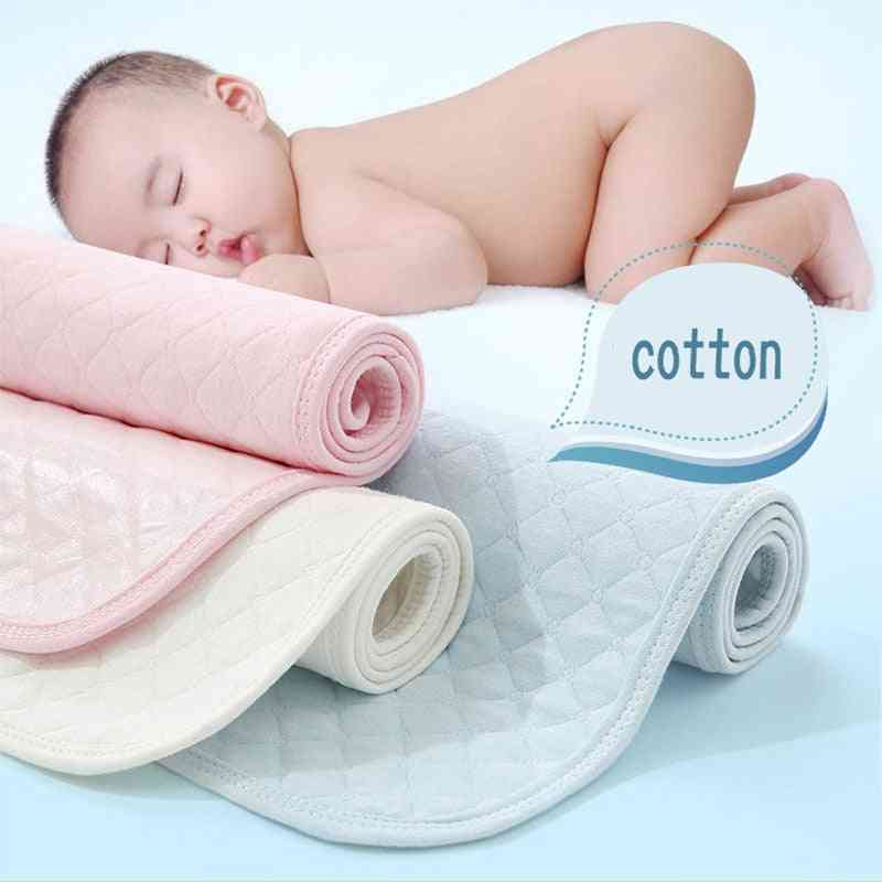 Breathable Waterproof Mattress, Baby Diapers Pad