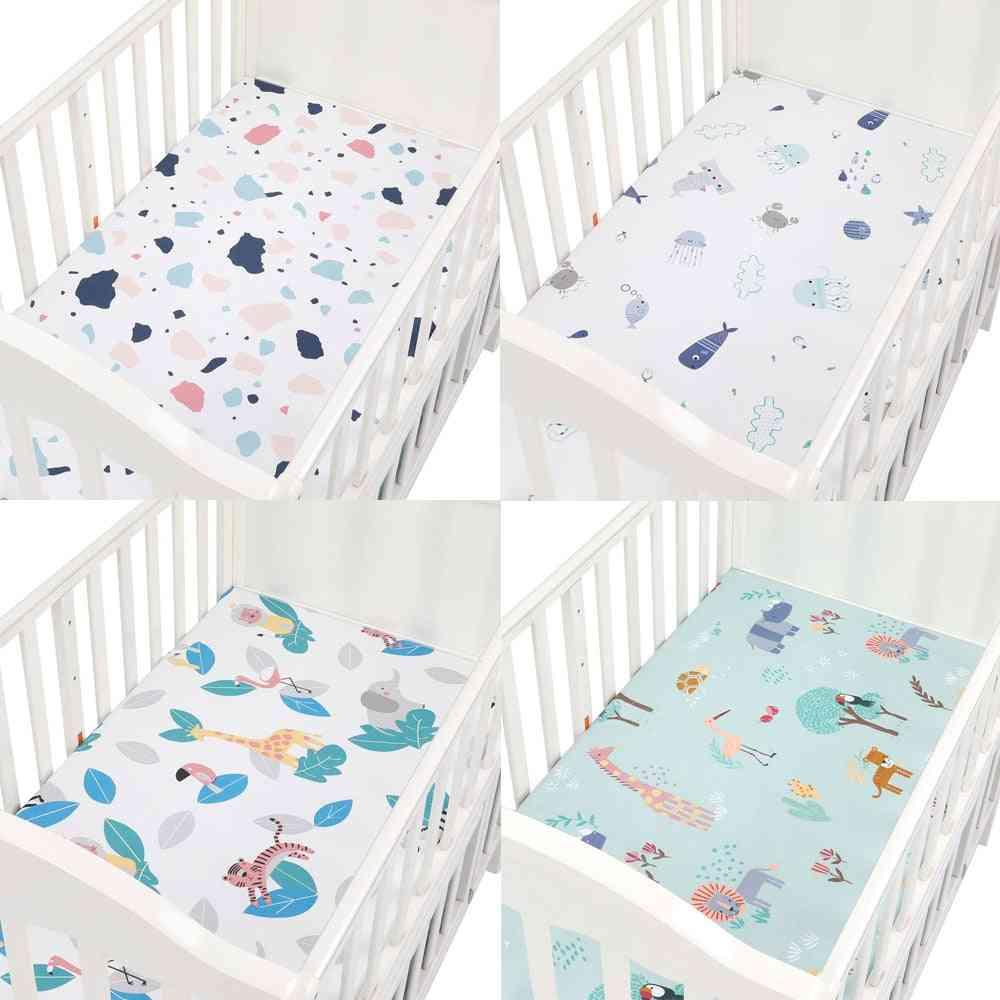 Newborn Fitted Crib Sheets, Mattress Covers