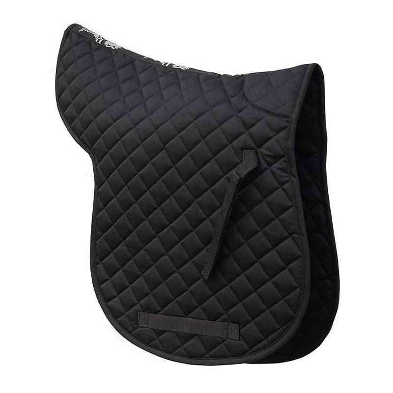 Cotton Padded, Antiperspirant Comfortable Equestrian Saddle