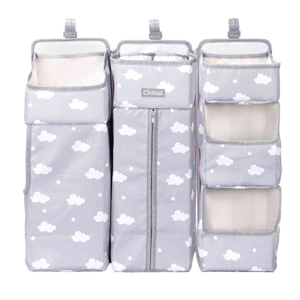 Baby Bed Organizer Hanging Bags For Newborn