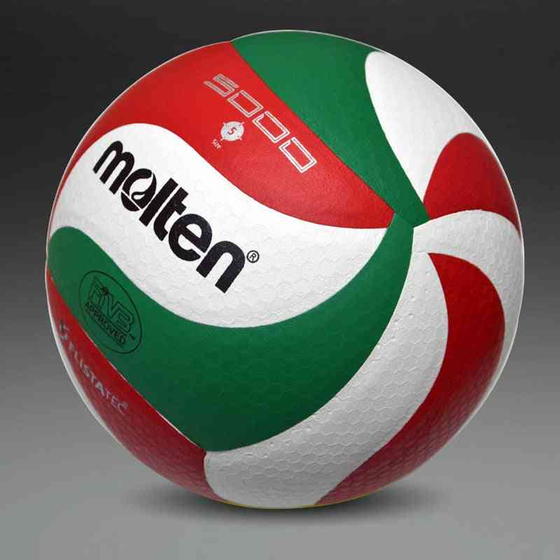 Soft Touch Volleyball With Net Bag & Needle