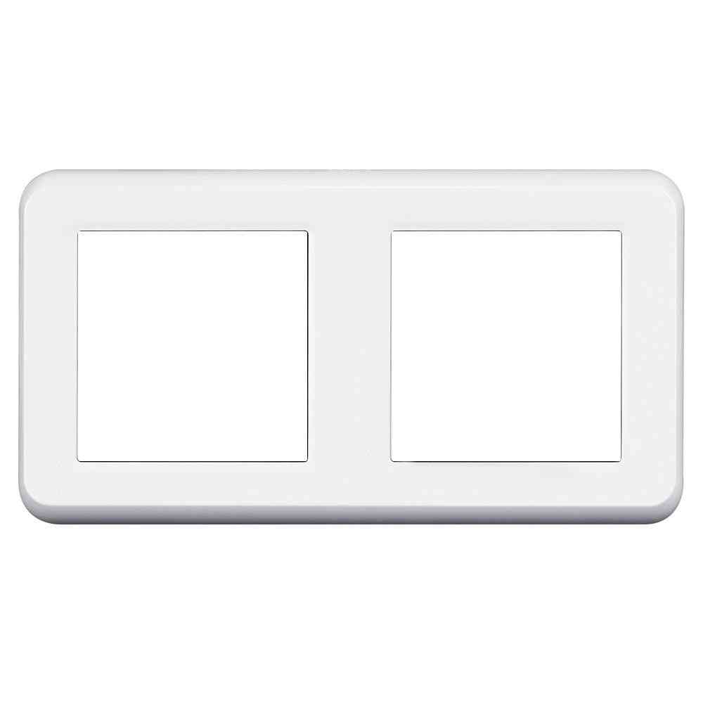2 Frame Blank Panel Without Installing Iron Plate And Screws