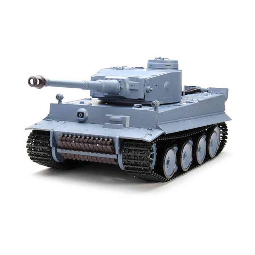 Tiger Tank Radio Control Rc Big Size Simulation's Toy Model